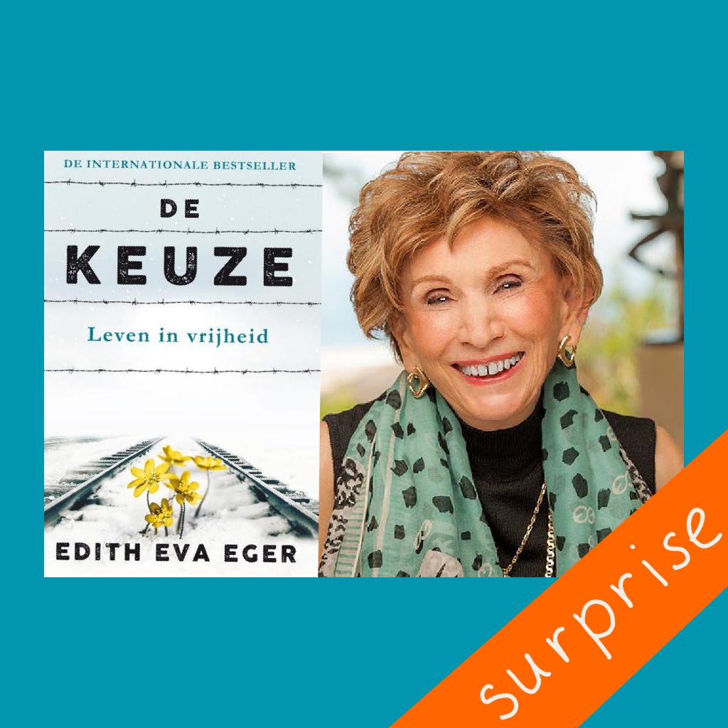 de keuze, Edith Eger, 40 dagen challenge