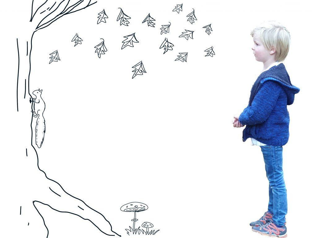 jongen, kind, helend verhaal, therapeutisch, trauma, rouw