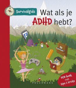 adhd, kind, hulpboek