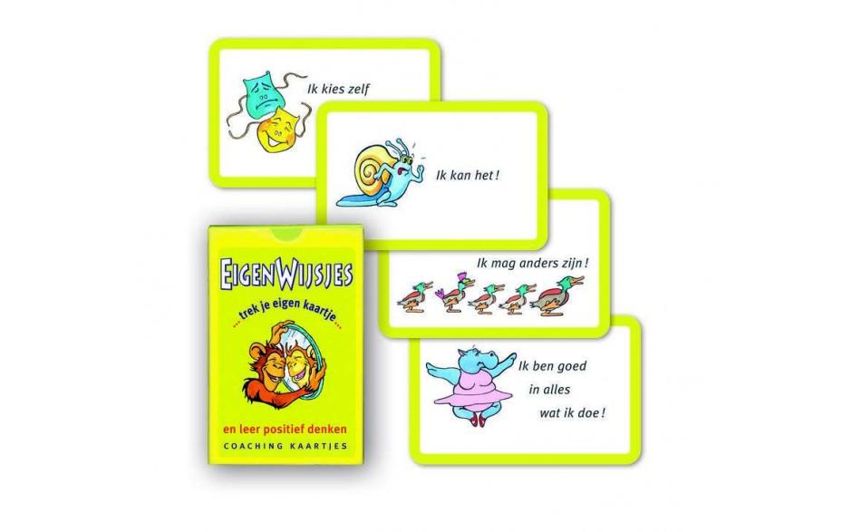 boek-spel-hulpverlening, eigenwijsjes, zelfvertrouwen, coachingskaartjes, kinderen