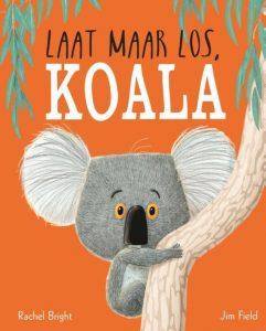 loslaten, koala comfortzone