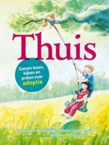 boek spel hulpverlening, adoptie, thuis, klapwijk