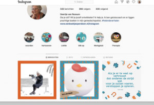 instagram, Geertje van Rossum